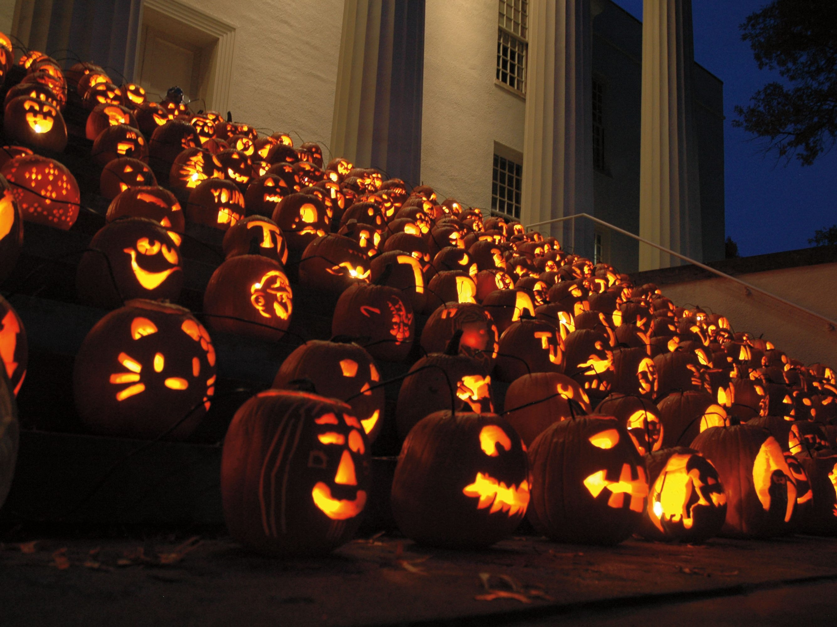 Celebrating Halloween – Pumpkin Mania