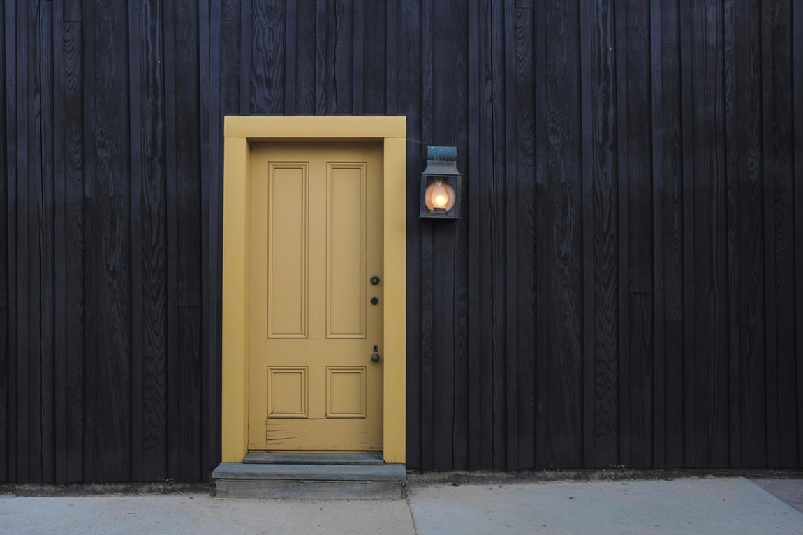 Most Common Materials Used For Front Doors