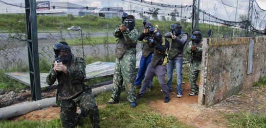 Paintball – A Popular Sport With Superb Potential