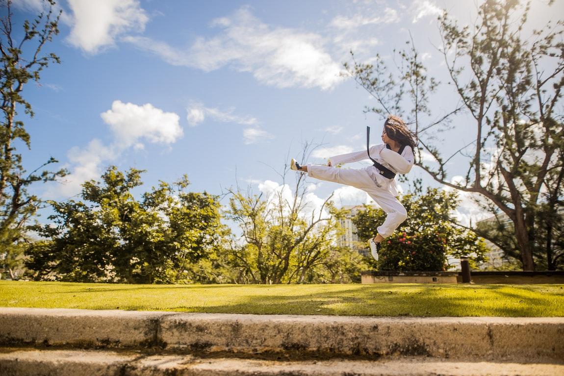 Build Lasting Confidence Through Martial Arts Training