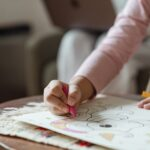 Teaching Your Child to Color – Relying on Unique Coloring Book Choices