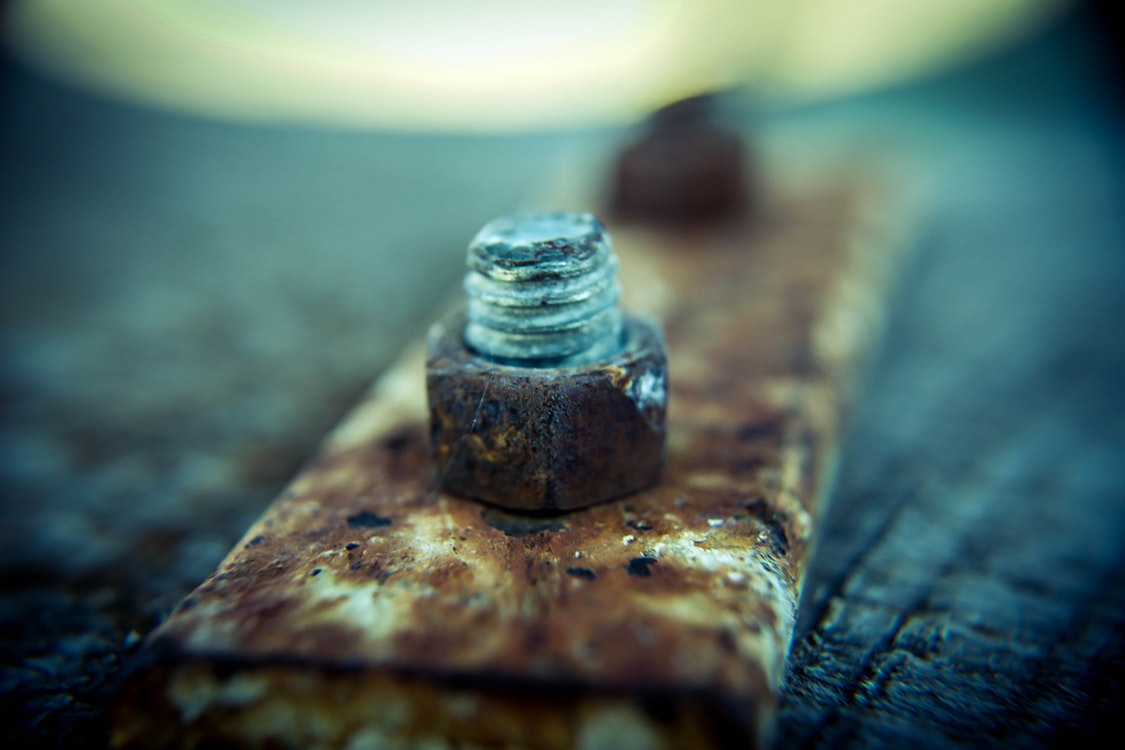 Surefire Ways and Methods to Prevent Rust Build-Up – Crucial Points to Remember